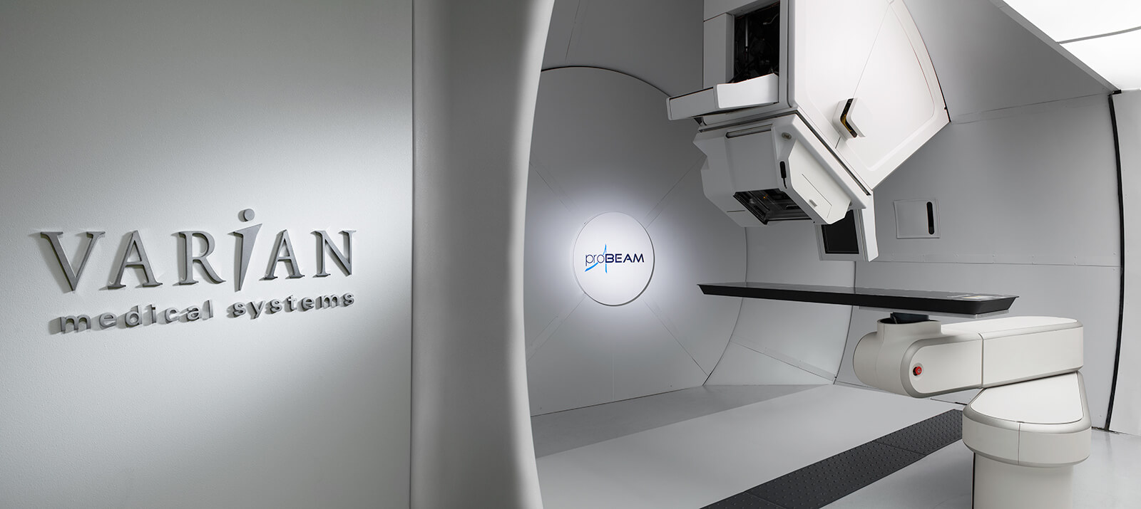 Proton Therapy Scanning Machine