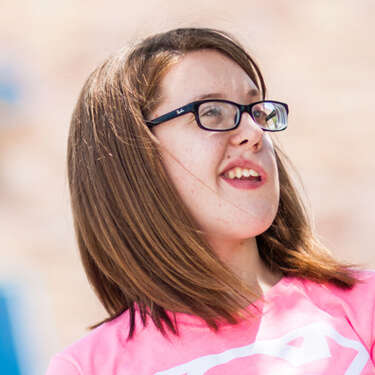 Natalie Wright, Brain & Spine Cancers Patient